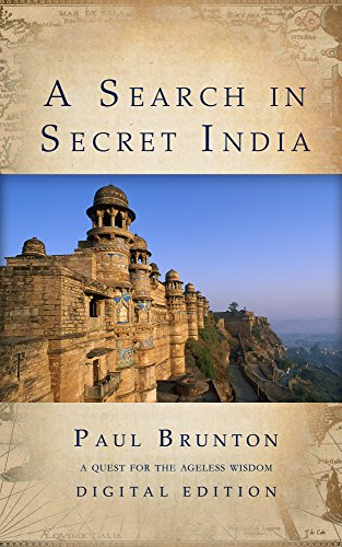 Paul Brunon, A Search in Secret India