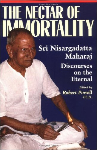 The Nectar of Immortality by Nisargadatta