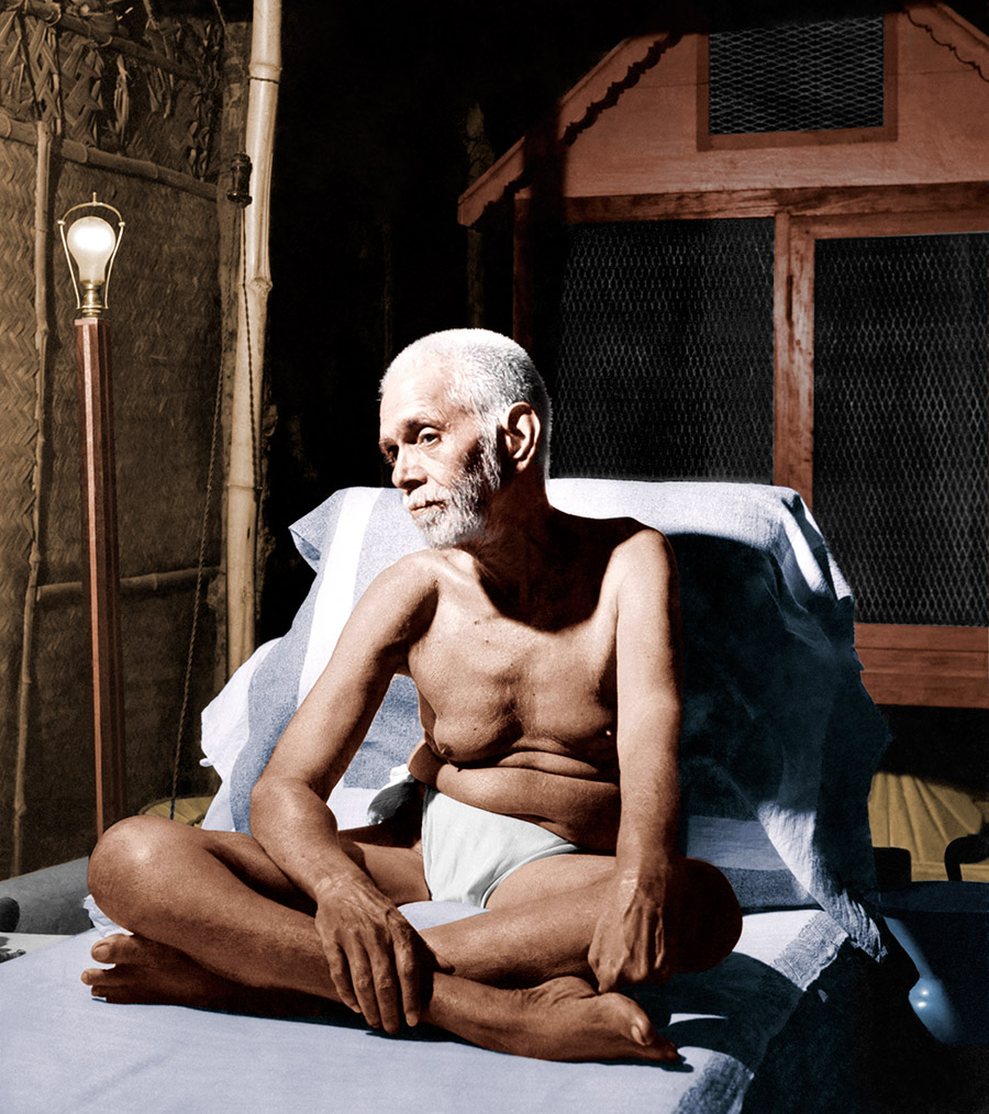 Sri Ramana Maharshi photo lm_08