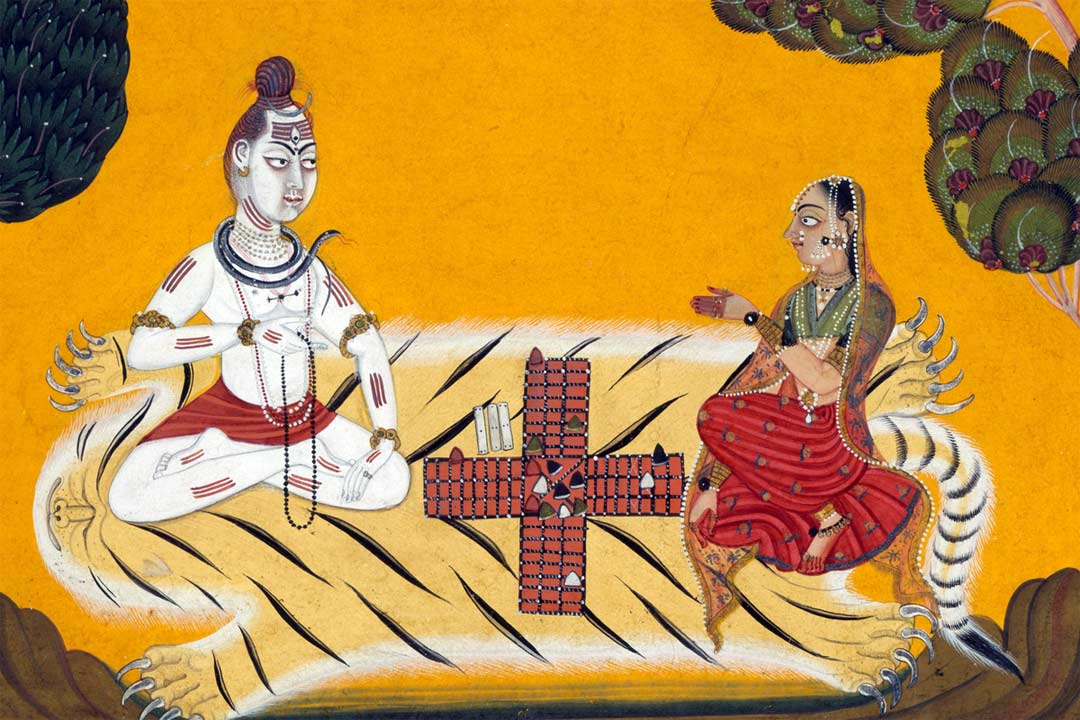 Shiva and Devi