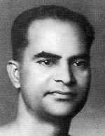 H.W.L. Poonja (Papaji) in 1948